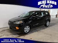 2018 Ford Escape S SUV in Duncansville | Serving Altoona, Ebensburg, Huntingdon, and Hollidaysburg PA
