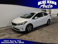 2018 Kia Forte LX Sedan in Duncansville | Serving Altoona, Ebensburg, Huntingdon, and Hollidaysburg PA