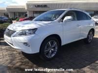 Certified 2015 LEXUS RX 350 SUV in Greenville SC