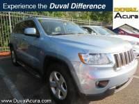 Used 2013 Jeep Grand Cherokee For Sale at Duval Acura | VIN: 1C4RJEAG4DC538072