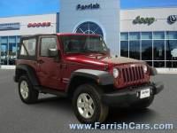 Used 2011 Jeep Wrangler Sport for sale in Fairfax, VA