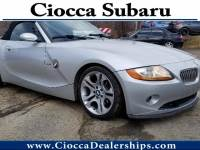 Used 2004 BMW Z4 3.0i For Sale in Allentown, PA