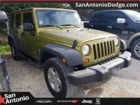 2007 Jeep Wrangler Unlimited X 4WD Unlimited X in San Antonio