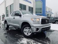 Used 2012 Toyota Tundra 4.6L V8 Double Cab 4x4 Truck Double Cab 4x4 in Bennington, VT