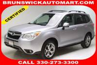 Used 2016 Subaru Forester 4dr CVT 2.5i Touring Pzev in Brunswick, OH, near Cleveland