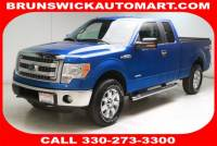 Used 2013 Ford F-150 4WD Supercab 145 XLT in Brunswick, OH, near Cleveland