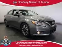 Certified 2018 Nissan Altima 2.5 SV Sedan in Jacksonville FL