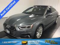 Used 2018 Audi A5 For Sale at Burdick Nissan | VIN: WAUBNCF53JA127459