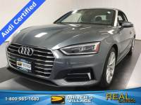 Used 2018 Audi A5 For Sale at Burdick Nissan | VIN: WAUYNGF58JN010342