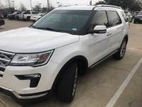 2018 Ford Explorer Limited SUV FWD