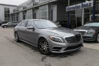 Pre-Owned 2015 Mercedes-Benz S 550 S-Class