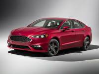 2018 Ford Fusion AWD
