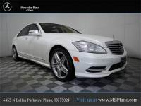 2013 Mercedes-Benz S-Class S 550 for sale in Plano TX