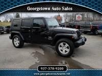 2007 Jeep Wrangler JK Unlimited Sahara 4x4