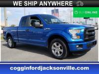 Certified 2016 Ford F-150 XL Truck SuperCab Twin Turbo Regular Unleaded V-6 164 in Jacksonville FL