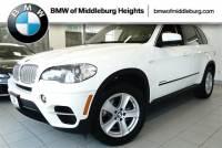 2013 BMW X5 xDrive35d SAV