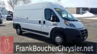 PRE-OWNED 2014 RAM PROMASTER 2500 HIGH ROOF FWD 3D CARGO VAN