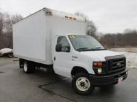 2016 Ford E350 Box Truck DRW Box Truck/Straight near Cleveland