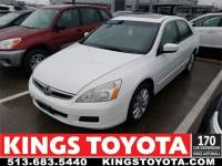 Used 2007 Honda Accord EX-L Sedan in Cincinnati, OH