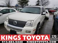 Used 2009 Mercury Mountaineer Premier Sport Utility in Cincinnati, OH