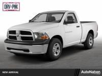 2012 Ram 1500 ST 4x2 6.4ft