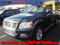 Used 2010 Ford Explorer XLT 4x2 XLT SUV in Chandler, Serving the Phoenix Metro Area