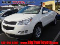 Used 2011 Chevrolet Traverse LT LT SUV w/1LT in Chandler, Serving the Phoenix Metro Area