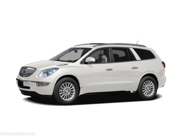 Photo Used 2009 Buick Enclave CXL SUV for sale in Midland, MI