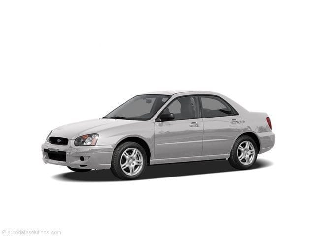 Photo Pre-Owned 2005 Subaru Impreza 2.5 RS wSport Package