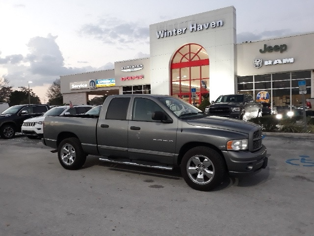 Photo 2005 Dodge Ram 1500 Big Horn Truck Quad Cab RWD  near Orlando FL