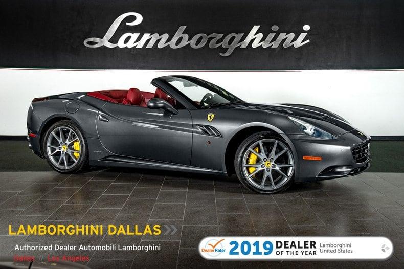 Photo Used 2011 Ferrari California For Sale Richardson,TX  Stock LT1220 VIN ZFF65LJA0B0180475