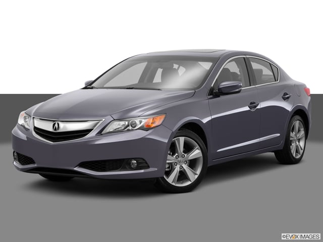 Photo 2015 Acura ILX ILX 5-Speed Automatic with Premium Package Sedan Front-wheel drive