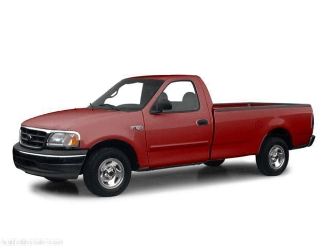 Photo Used 2001 Ford F-150 For Sale at Duncan Suzuki  VIN 1FTZF17281NB63213