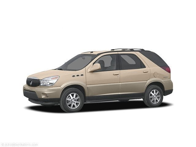 Photo Pre-Owned 2004 Buick Rendezvous SUV Front-wheel Drive in Jacksonville FL