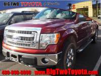 Used 2014 Ford F-150 XLT 4x4 XLT SuperCab Styleside 6.5 ft. SB in Chandler, Serving the Phoenix Metro Area