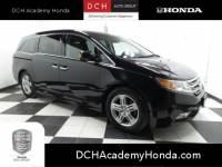 2012 Honda Odyssey Touring Elite Minivan
