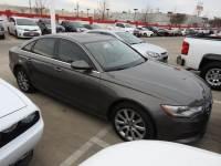 2013 Audi A6 Sedan FWD For Sale Serving Dallas Area