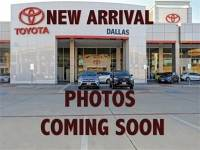 2017 Toyota Camry LE Sedan Front-wheel Drive For Sale Serving Dallas Area