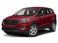 2018 Ford Escape SEL FWD SUV 4 Cyl.