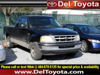 Used 1998 Ford F-150 Standard For Sale in Thorndale, PA | Near West Chester, Malvern, Coatesville, & Downingtown, PA | VIN: 1FTZX17W8WNC01269