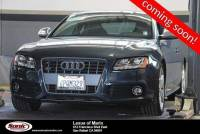 Pre Owned 2008 Audi S5 2dr Cpe Man