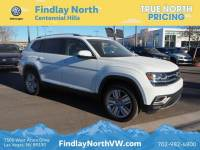 2019 Volkswagen Atlas V6 SEL Premium with 4MOTION®