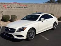 Pre-Owned 2017 Mercedes-Benz CLS CLS 550 RWD Coupe