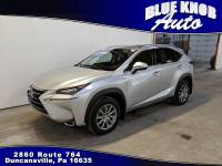 2016 LEXUS NX 200t SUV in Duncansville | Serving Altoona, Ebensburg, Huntingdon, and Hollidaysburg PA