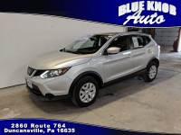 2018 Nissan Rogue Sport S SUV in Duncansville | Serving Altoona, Ebensburg, Huntingdon, and Hollidaysburg PA