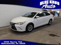 2017 Toyota Camry LE Sedan in Duncansville | Serving Altoona, Ebensburg, Huntingdon, and Hollidaysburg PA