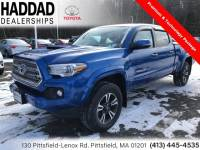 Used 2016 Toyota Tacoma in Pittsfield MA