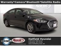 2018 Hyundai Elantra SEL Sedan in Columbus