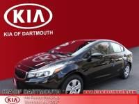 Used 2018 Kia Forte LX Sedan For Sale Dartmouth, MA