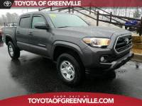 Certified 2016 Toyota Tacoma SR5 V6 Truck Double Cab in Greenville SC